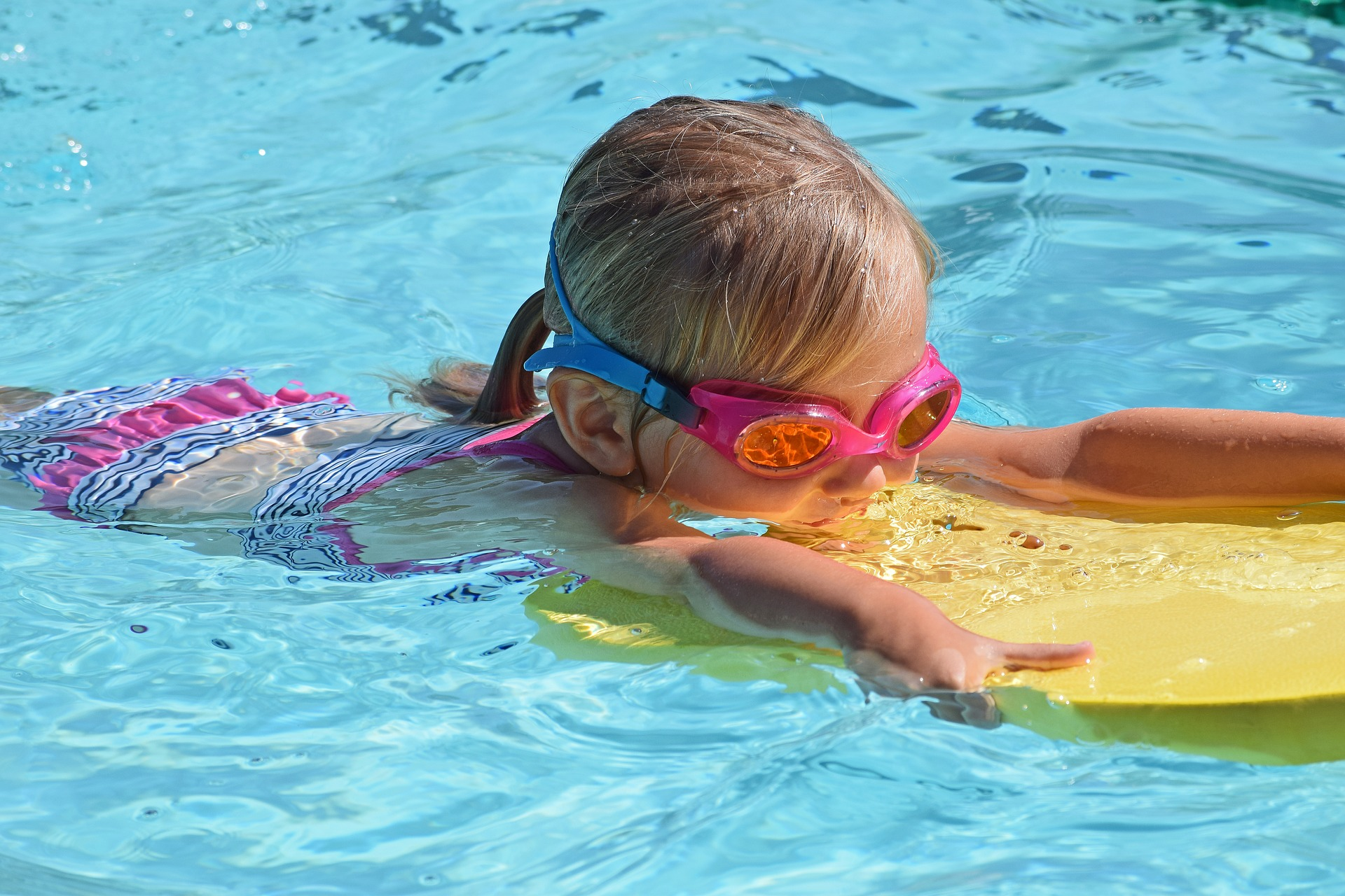 Swimming Lessons Crash Course in Ely